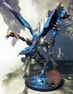 Greater daemon of tzeentch lord of change #40k #wh40k #warhammer40k #40000…