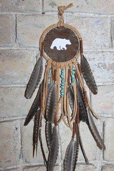 Bouclier de l'ours par ShamanicEssenceShop sur Etsy