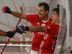 Jordi Adroher e Diogo Rafael, Bicampeões de Portugal e Campeões da Europa de Hóquei em Patins, pelo SL Benfica.