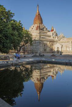 Voyage dans les temples de Bagan en Birmanie, tous mes conseils !