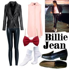 Billie jean inspired outfit