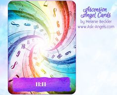 """The 11:11 Code ~Guidance from Angels """"The 11:11 code brings you validation of the progress you're making on your ascension path and offers an invitation see the bigger picture. This is a wake-up call of sorts, urging you to look at your present experience from the perspective of spirit and to step back and view your life from beyond the veil of illusion...."""" http://www.ask-angels.com/apps/ascension-angel-cards/ #oraclecards #cardreading #askangels"""