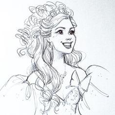 Giselle by Dylan Bonner