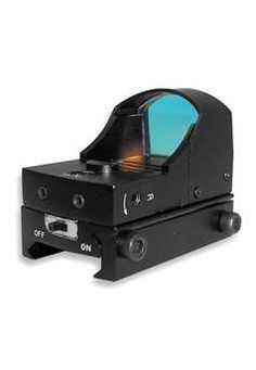 Ncstar Compact Tactical Red Dot Black Reflex Sight ! Buy Now at gorillasurplus.com