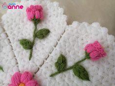 Anne, Crochet Necklace, Jewelry, Fashion, Ganchillo, Jewlery, Moda, Crochet Collar, Jewels