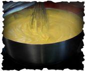 Ricetta della crema pasticciera ( o crema gialla)