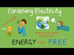 1000 images about water and energy conservation on for Ways to save energy at home for kids