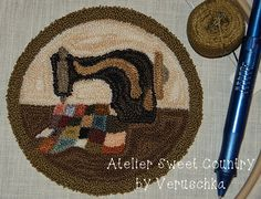 Atelier Sweet Country: A 'little Punchneedle ...