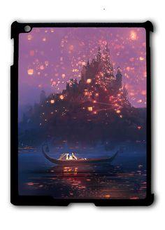 Tangled Lanterns iPad 2 3 4, iPad Mini 1 2 3 , iPad Air 1 2