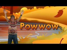 Powwow | Thanksgiving song | Fall Song | Native Americans | Jack Hartmann - YouTube