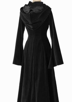 I found 'Beltane Black Wool Coat' on Wish, check it out!