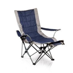 Top Rated Folding Camping Chairs with Footrest