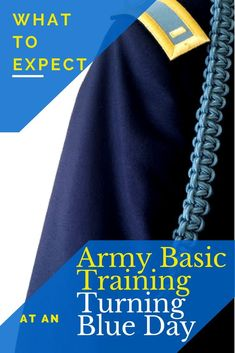 The Army Basic Training Turning Blue Day is significant in your soldier's life! It launches his career as an infantryman. Find out what to expect here!