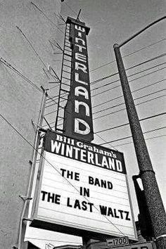 The Band- Last Waltz