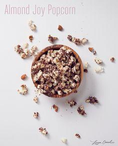 Almond Joy Party Popcorn