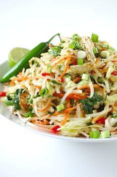 Spicy Vietnamese chicken salad with rice noodles19.1.jpg
