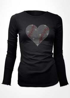 BASEBALL HEART $38.00  There are a couple of other baseball love designs also