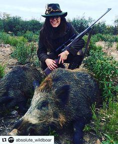 #Repost @absolute_wildboar with @jagdprinz.de  Huntress @luciarubiomartos with a nice boar.  . . #successfulhunt #boardown #absolute_wildboar #wildboarhunting #vildsvinsjakt #villsvinjakt #caccia #keilerjagd #caccia #chasseausanglier #hoghuntin #drivenhunt #drückjagd #wildpig #boarhunter #boarhunting #shehunt #proudhuntress #huntress #jakttjej #jentersomjakter #jägerin #jägerinnen #girlwhohunt #womanwhohunt Girls Who Hunt, Wild Boar Hunting, Ca C, Hunting Girls, Hunter S, Nice, Instagram, Boar Hunting, Adventure