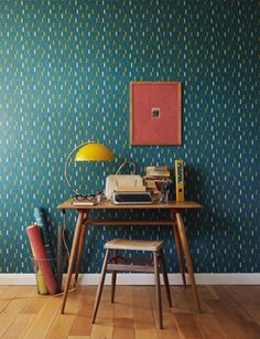 Wrappings wallpaper from Sanderson