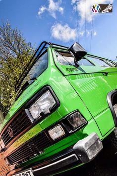 VW T25 Syncro by Coast VW, Devon.