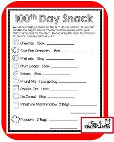 Time 4 Kindergarten: How to Celebrate the Day of School 100th Day Of School Crafts, 100 Day Of School Project, School Holiday Activities, 100 Days Of School, School Holidays, School Projects, School Stuff, Pre School, 100s Day