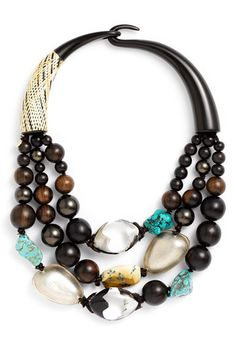 'Zanzibar' Multistrand Necklace | Alexis Bittar