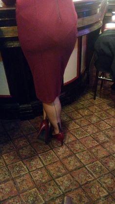 ImageBam Suspender Bumps, Sexy Stockings, Suspenders, Garter, Public, Nylons, Button, Heels, Fashion