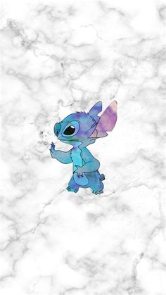 Stitch Aesthetic Wallpapers - Wallpaper Cave