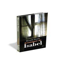 Desenvolvi a arte deste romance, - O romance de Isabel - com uma foto de beleza simples e única, onde transmiti a ideia de leveza.