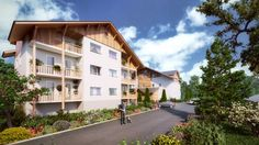 CGarchitect - Professional 3D Architectural Visualization User Community | Spring in mountain