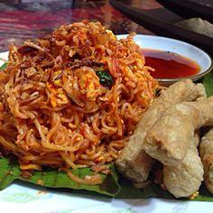 レシピとお料理がひらめくSnapDish - 13件のもぐもぐ - Fried egg noodles with kerepok lekor by Mummy Masayu