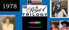 """En 15 minutos, a las 10 am, """"ROYAL TRILOGY"""" estará nuevamente con una trilogía de temas de 1978 con tres recordadas cantantes femeninas. Los espero en http://www.stereolima.com/"""