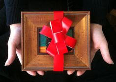 Eight Reasons Why Small Art Makes A Big GiftThe Holidays arent coming, theyre here Were barely through the Thanksgiving leftovers and already the giving and receiving of gifts has spiraled out of control. Gifts For Art Lovers, Lovers Art, Small Art, Art Blog, Canvas Frame, Best Gifts, Artist, Big Gift, Plane