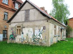 Kuldiga, Latvia. Photo is from one of the visits that I arranged as a #HandicraftLeader Project Manager during a transnational Leader Project.