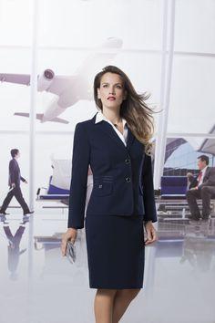 458b1aae61c Trajes De Oficina Para Mujeres, Traje De Oficina, Uniformes Empresariales,  Dia Dia, Contabilidad, Ejecutivo, Vestidos Rojos, Chalecos, Oficinas. Vanity  ®