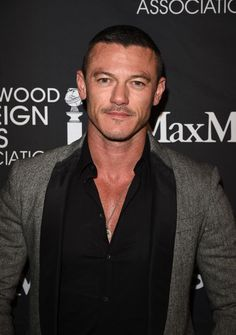 Luke Evans Photos - 2015 Toronto International Film Festival -InStyle & HFPA Party At TIFF - Arrivals - Zimbio