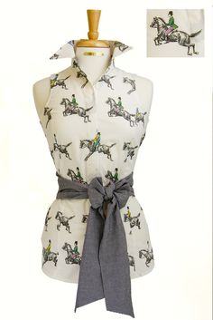 next time i have $325 laying around... Gone Riding Tunic – Middy N' Me