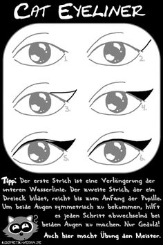 Finally a tutorial that makes it look easy..still hard as eff tho to get both eyes the same
