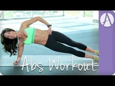 Kick off the New Year Right with Autumn's 5-minute core shredding ab workout. #Beachbody #sixpackabs
