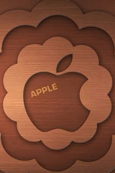 brown wallpaper for iphone - Bing images Apple Logo Wallpaper Iphone, Wallpaper For Your Phone, More Wallpaper, Brown Apple, Apple Decorations, Phone Backgrounds, Iphone Wallpapers, Brown Wallpaper, Iphone Se