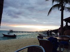 Atardecer, Cancún