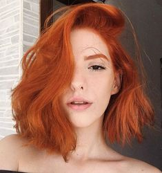 I colored my hair red and see all this debate over what color natural redheads' eyebrows are. Some say blonde some auburn. Figuring out which pencil to use.