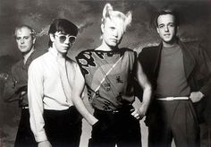 A Flock Of Seagulls #newwave (and my hair in high school)
