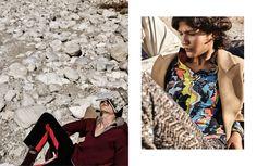 #fashion #editorial #platea #magazine #photography #magnuslechner #model #JanOleLinhoff #HarjeetLamba #editor #ginapieper