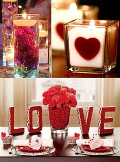 Toll 50 Amazing Table Decoration Ideas For Valentines Day