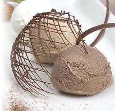 Cinnamon coffee yonanas dessert!