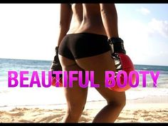 10 Minute Beautiful Booty Workout with Tiffany Rothe - YouTube