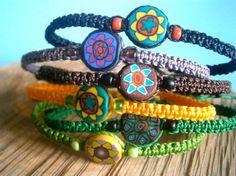 Friendship bracelets/Macrame bracelets/Surf bracelets