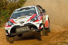 【WRC】 トヨタ:WRC 第11戦 ラリー・スペイン シェイクダウンレポート [F1 / Formula 1]