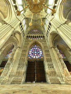 Cathedrale de Reims 1 - Cathédrale Notre-Dame de Reims — Wikipédia